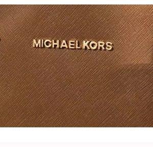 Michael Kors Bags - $278 Michael Kors Jet Set Travel Purse Handbag